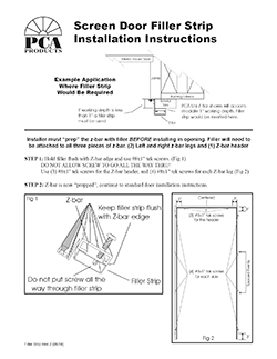 http://s3.pcaproducts.com/documents/PCA_Install_FillerStrip.jpg