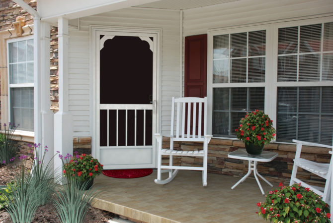 Ordinaire Design Your Perfect Entry Screen Door U2013 Select From 70 Styles In 5 Colors.