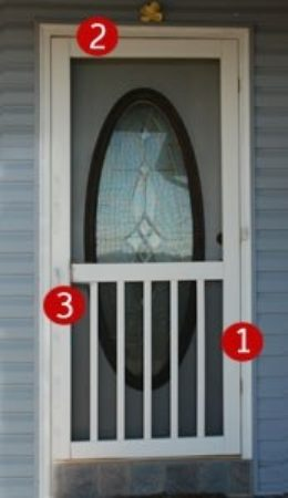 Will Vinyl Screen Doors Hold Up to Everyday Use?