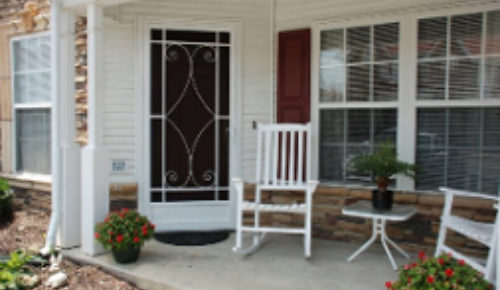 Custom Aluminum Screen Doors Resized 600