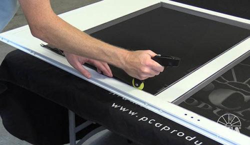 Video Roll Screen