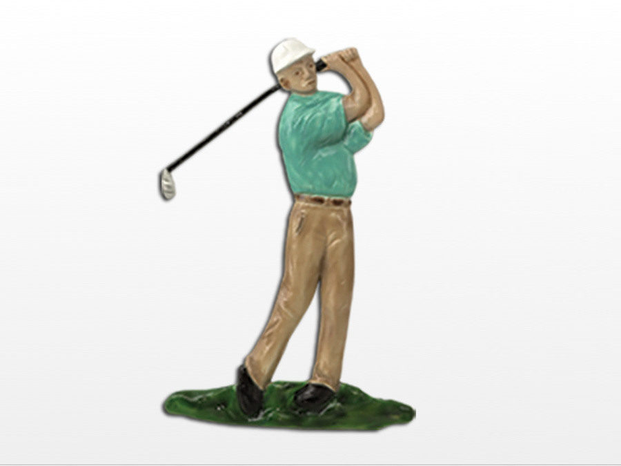 Figurines Golfer