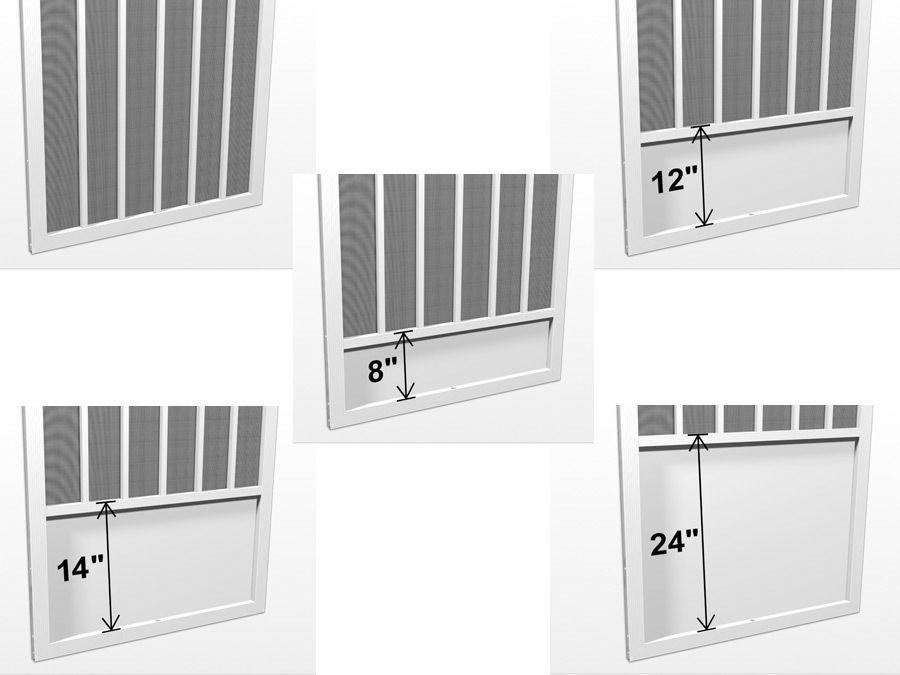 Kickplate Hero  sc 1 st  PCA Products & Kick Plates Aluminum Screen Doors - Screened in Patio\u2026 | PCA Products