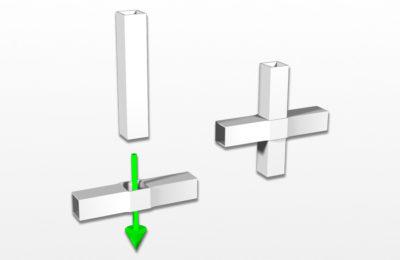 Thru-Lock System