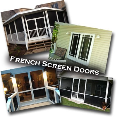 french screen doors Oklahoma City OK Mustang