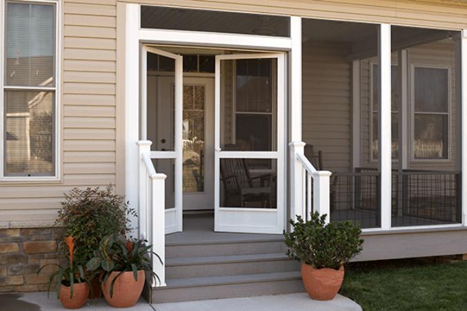 Aluminum Screen Door Company - Patio Ideas - Aluminum ...