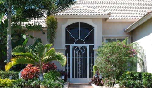 Front Entry Screen Enclosure Gallery & Aluminum Screen Doors - Best Screen Doors - Frontu2026 | PCA Products
