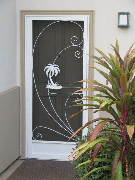 front screen doorEntry Screen Doors  Aluminum Screen Doors  Custom  PCA Products