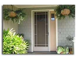 porch screen doors Pella IA,