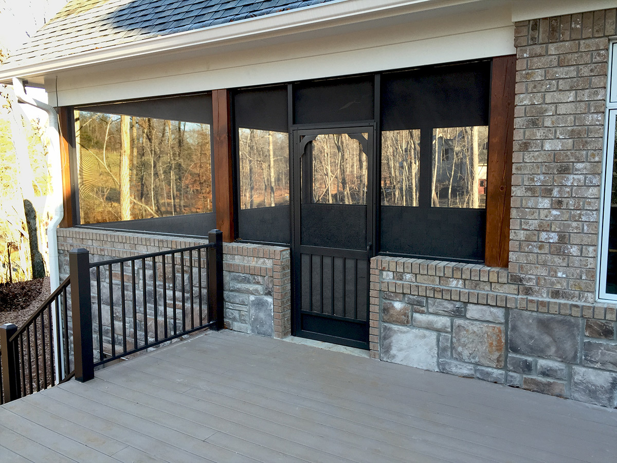 PCA Screen door ... & Porch and Patio Screen Doors | PCA Products