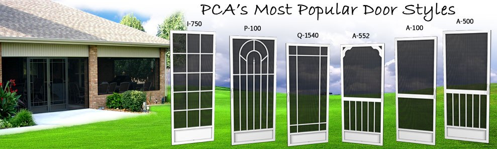 screen doors Pella IA, best screen doors, company